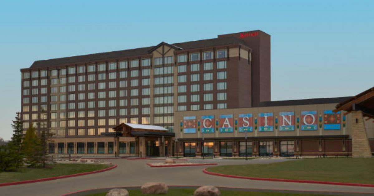 River Cree Marriott Hotel